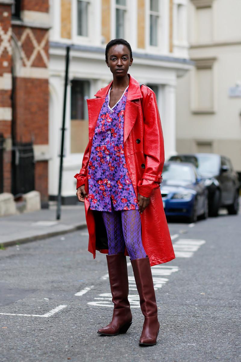 Streetfashion LFW Womenswear SS2019, Day 01
