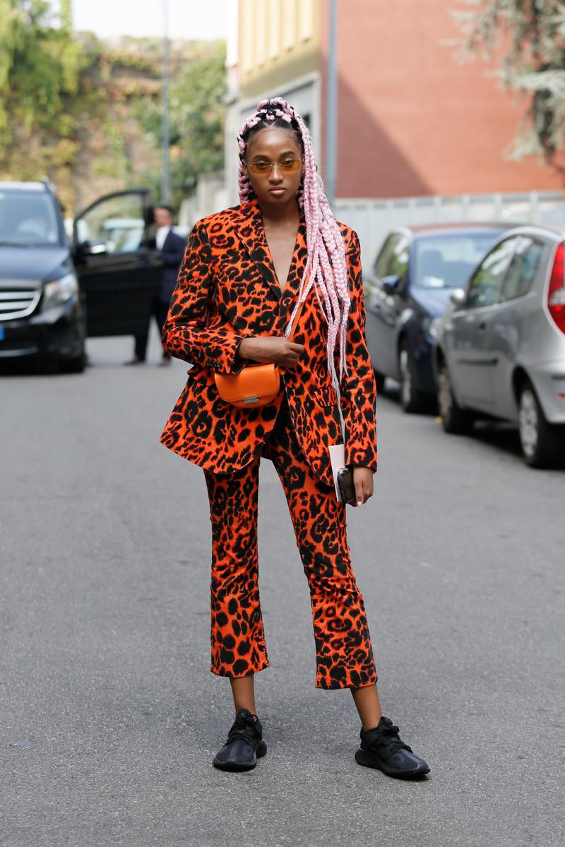Streetfashion MFW Womenswear SS2019, Day 01