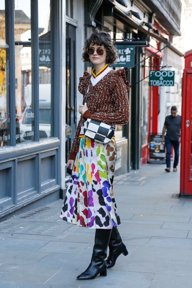 Streetfashion LFW Womenswear SS2019, Day 02