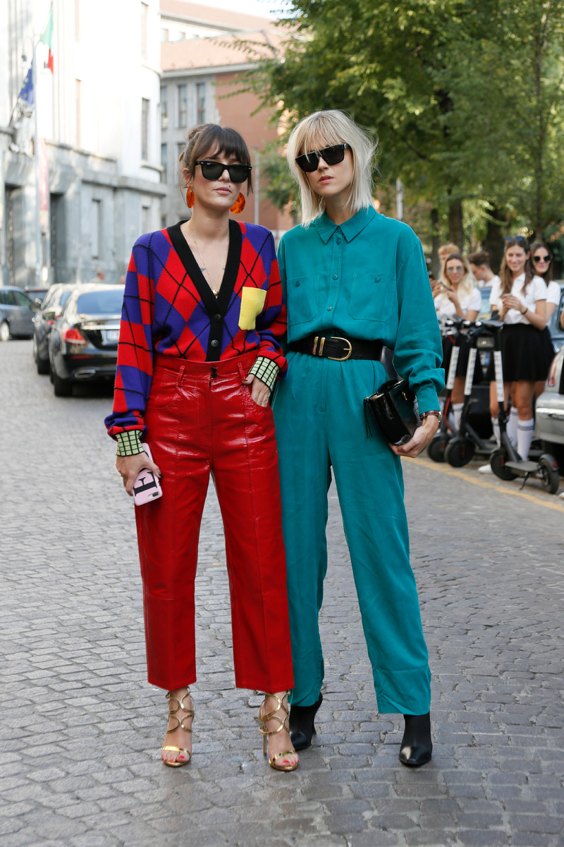 Streetfashion MFW Womenswear SS2019, Day 03