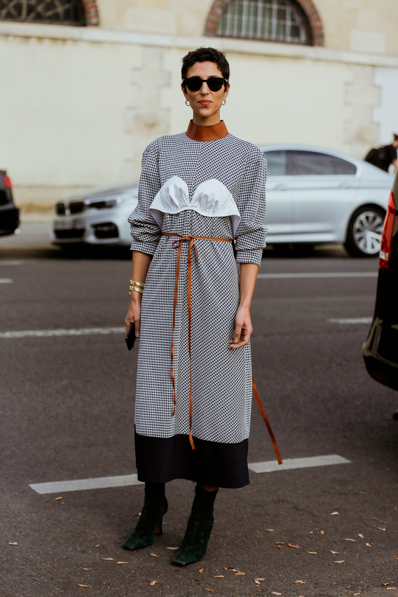 Streetfashion PFW Womenswear SS2019, Day 05