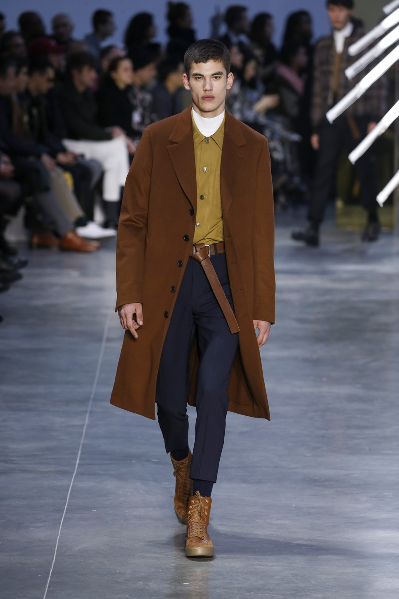 Menswear Trends FW2018: Shades of Brown