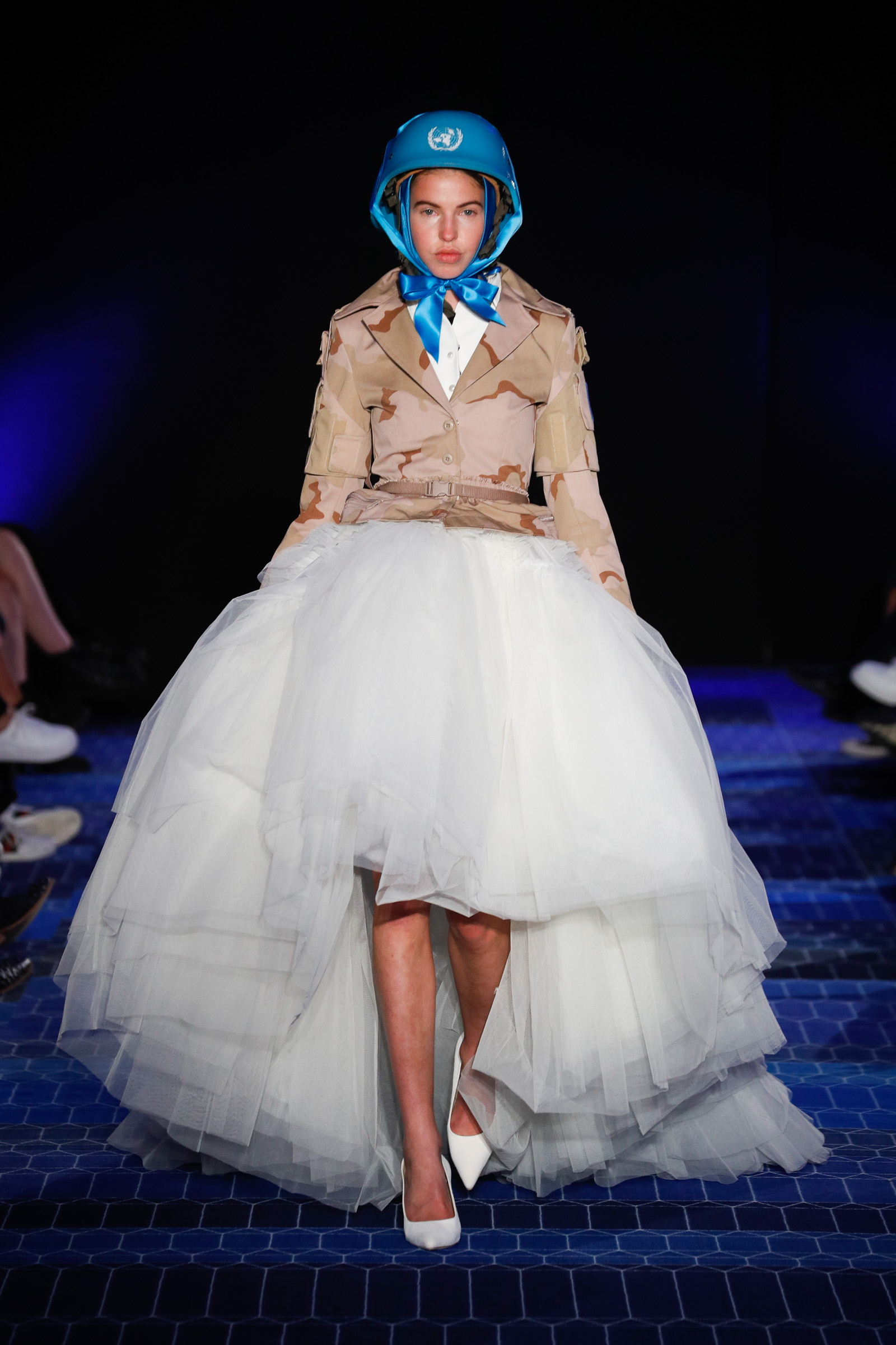 Benchellal at Dutch Sustainable Fashion Week | Team Peter