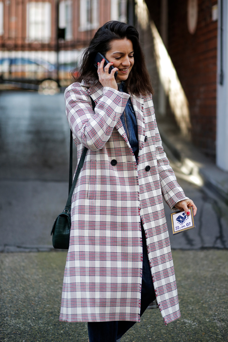 Streetwear Trend FW2018: Checking  Out
