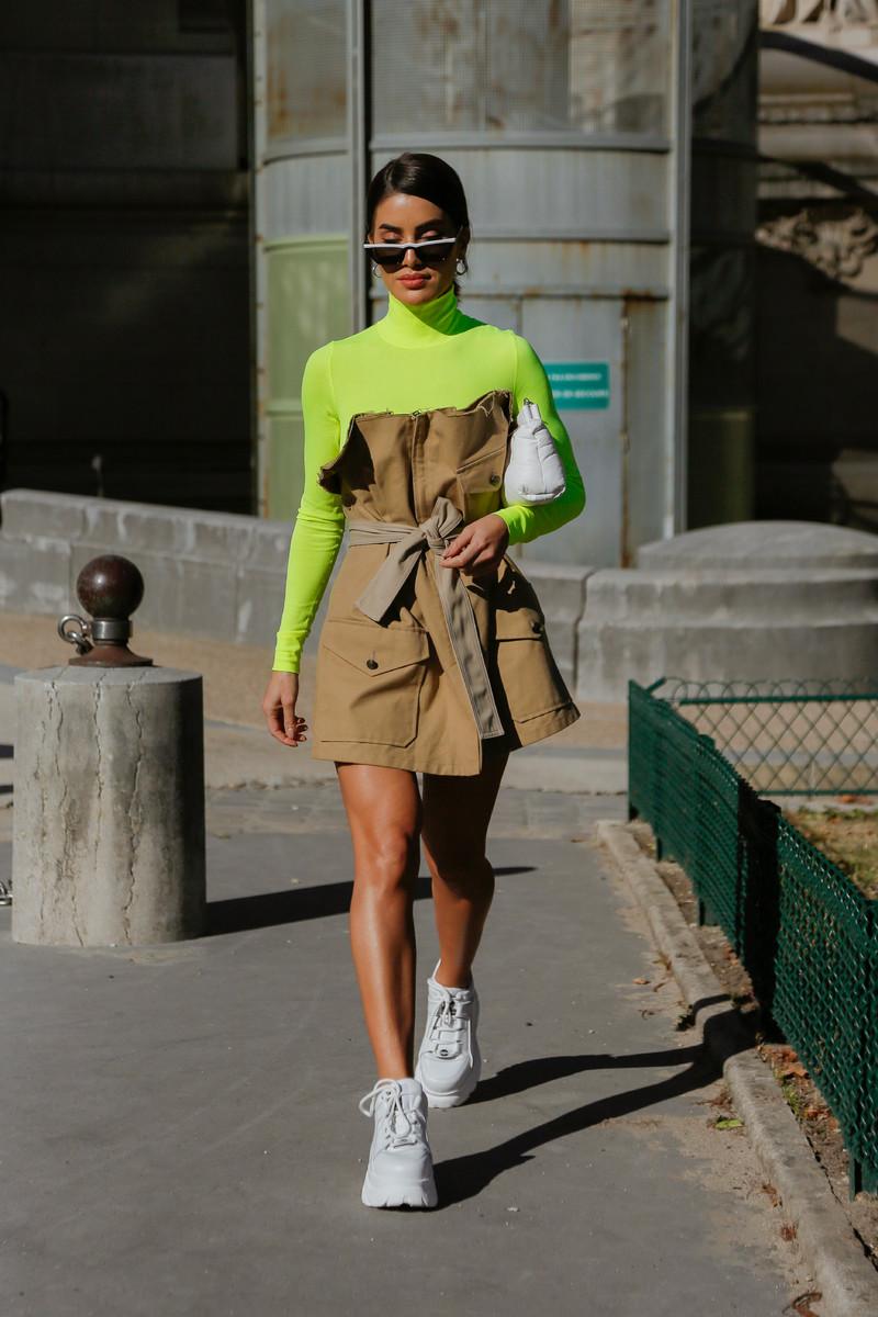 Streetwear Trend Fashion Month SS2019: Fluo a Gogo