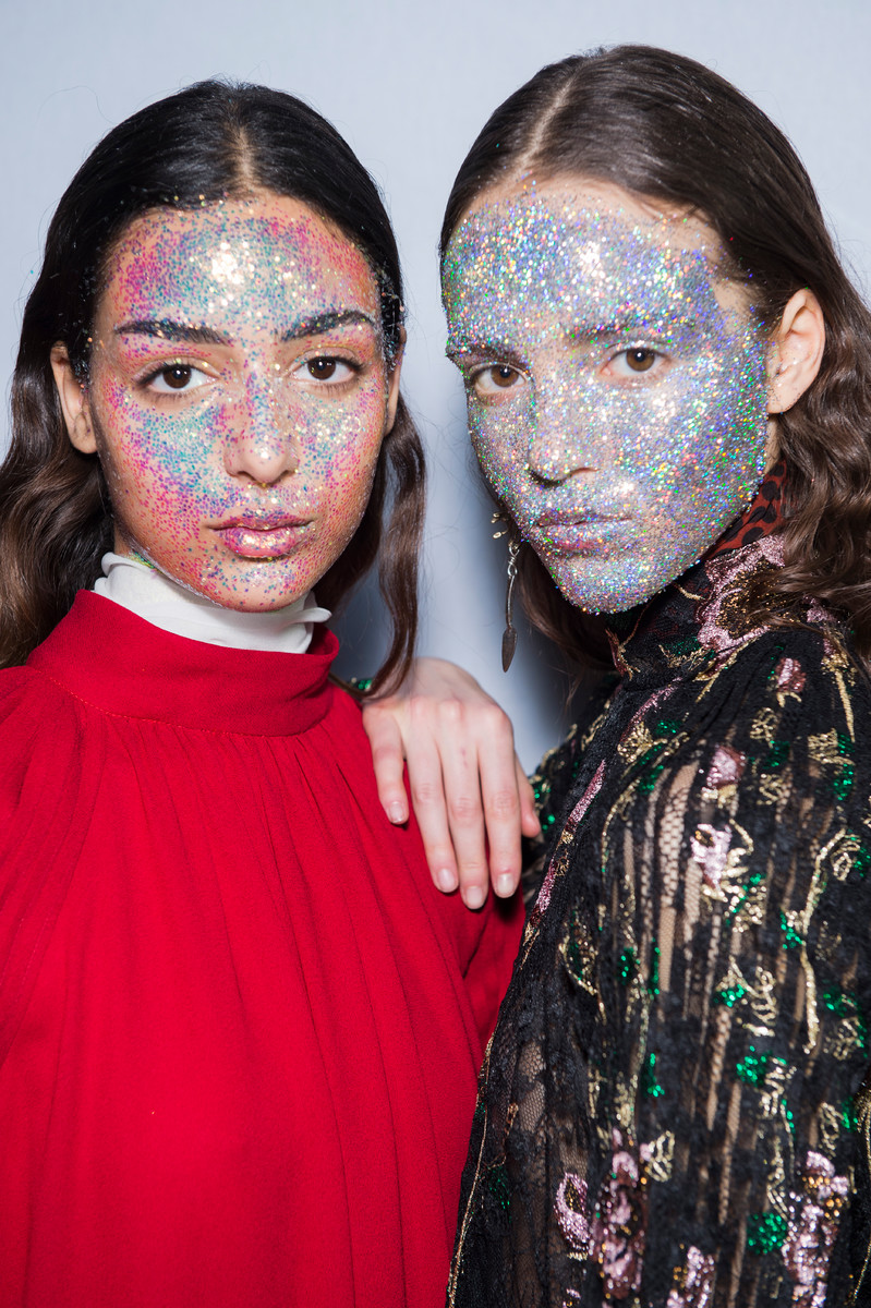 Beauty Trend Fall/Winter 2018: Piece of Art