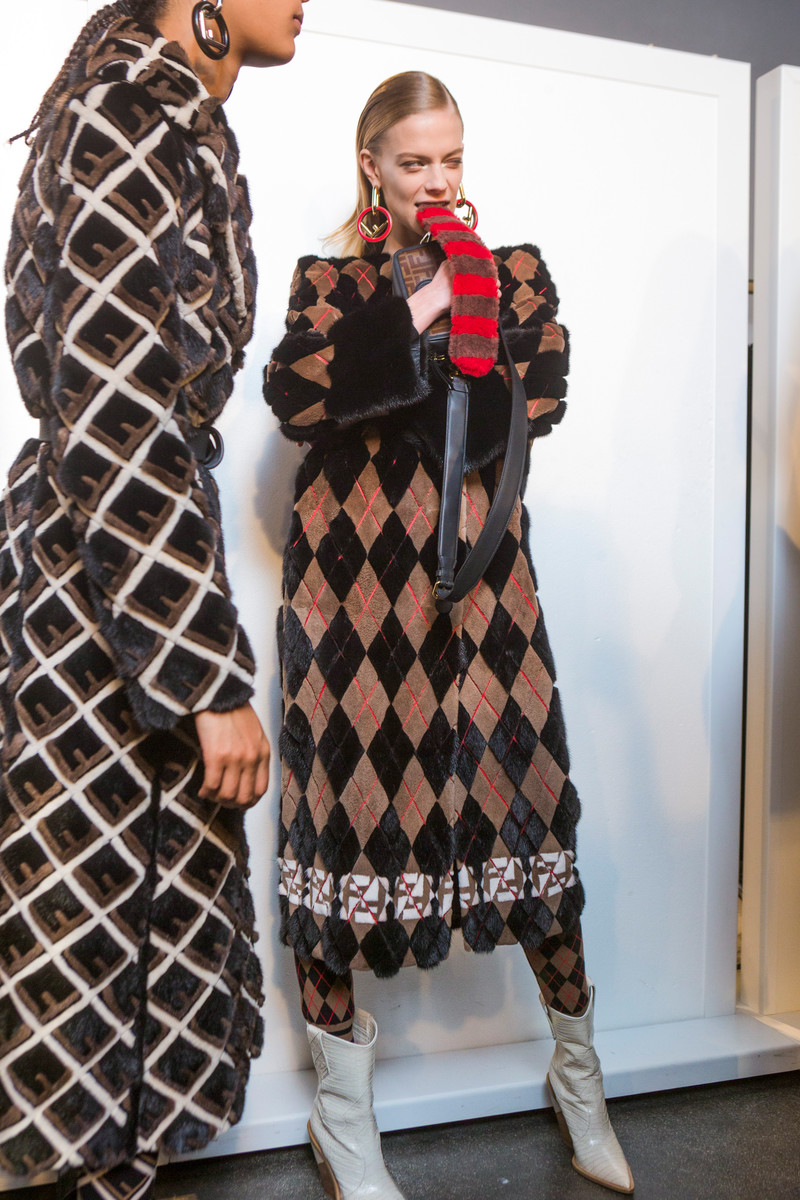 Backstage Fashion Trend FW2018: Prints & Patterns