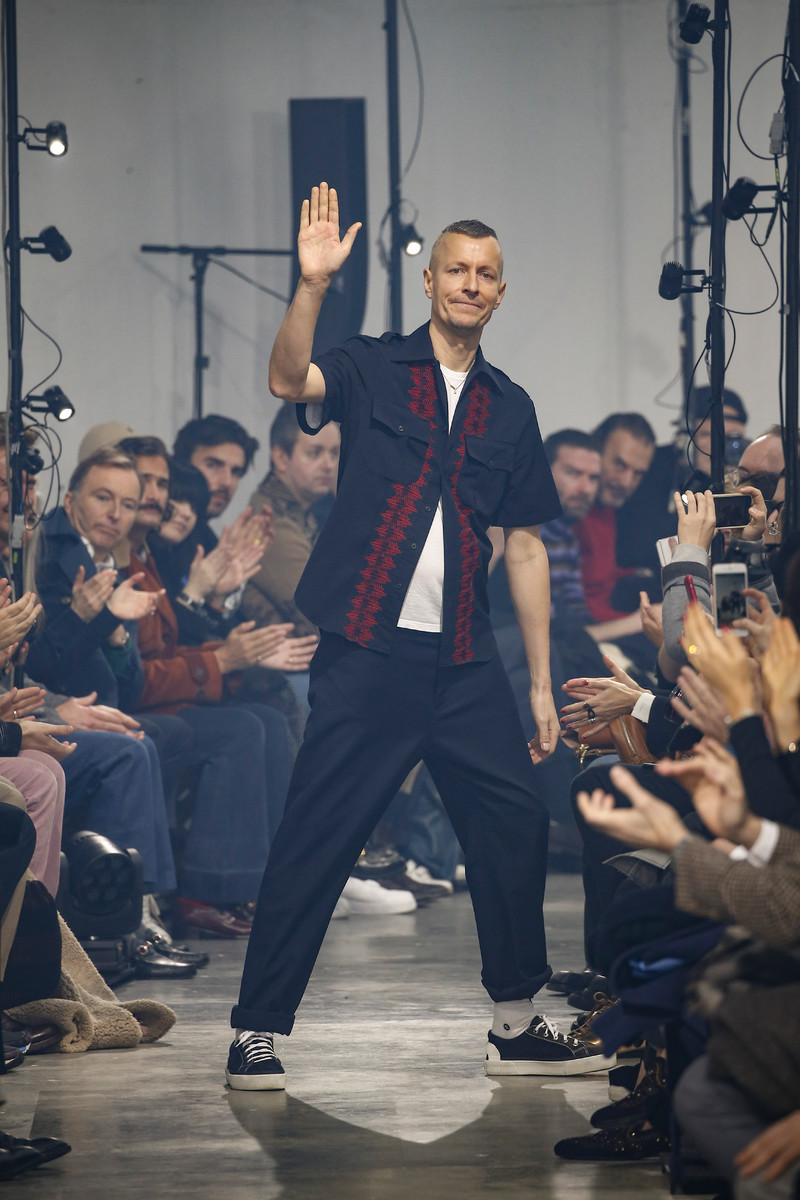 Lucas Ossendrijver Exits Lanvin: our highlights of his fourteen years of menswear design