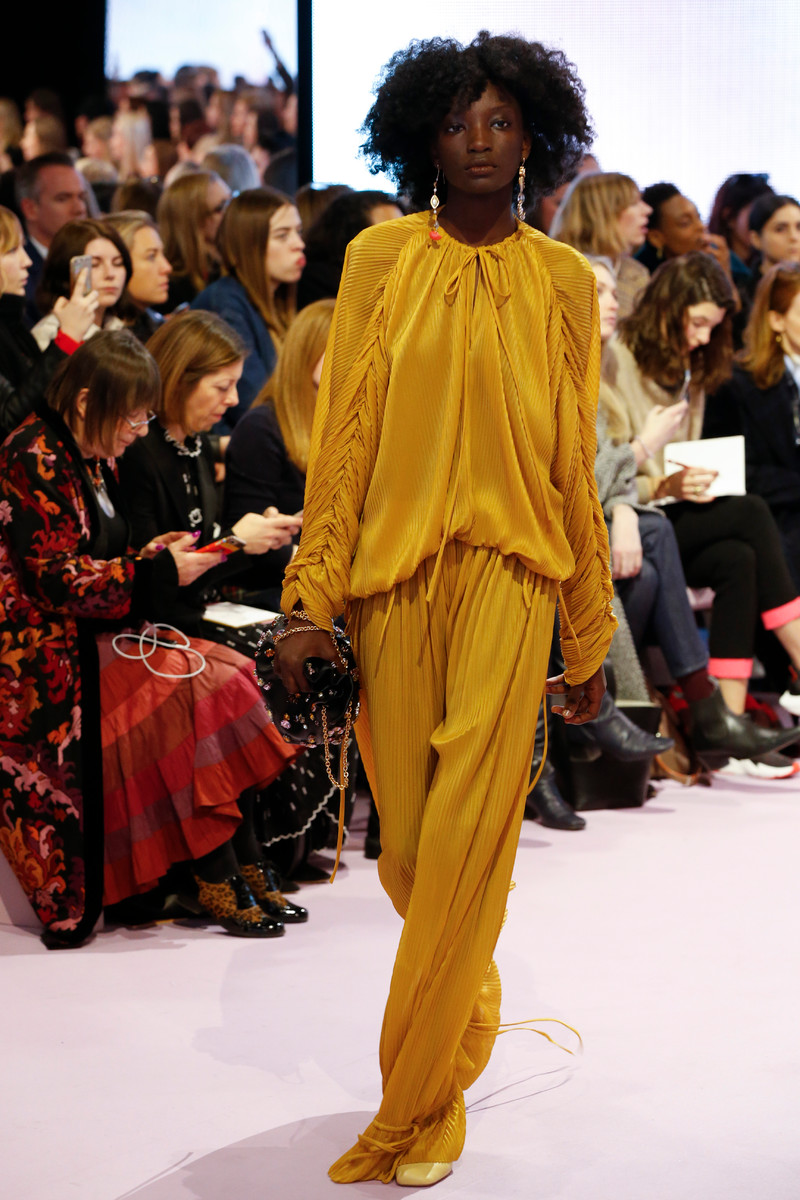 Fashion Trend FW2018: Ocher