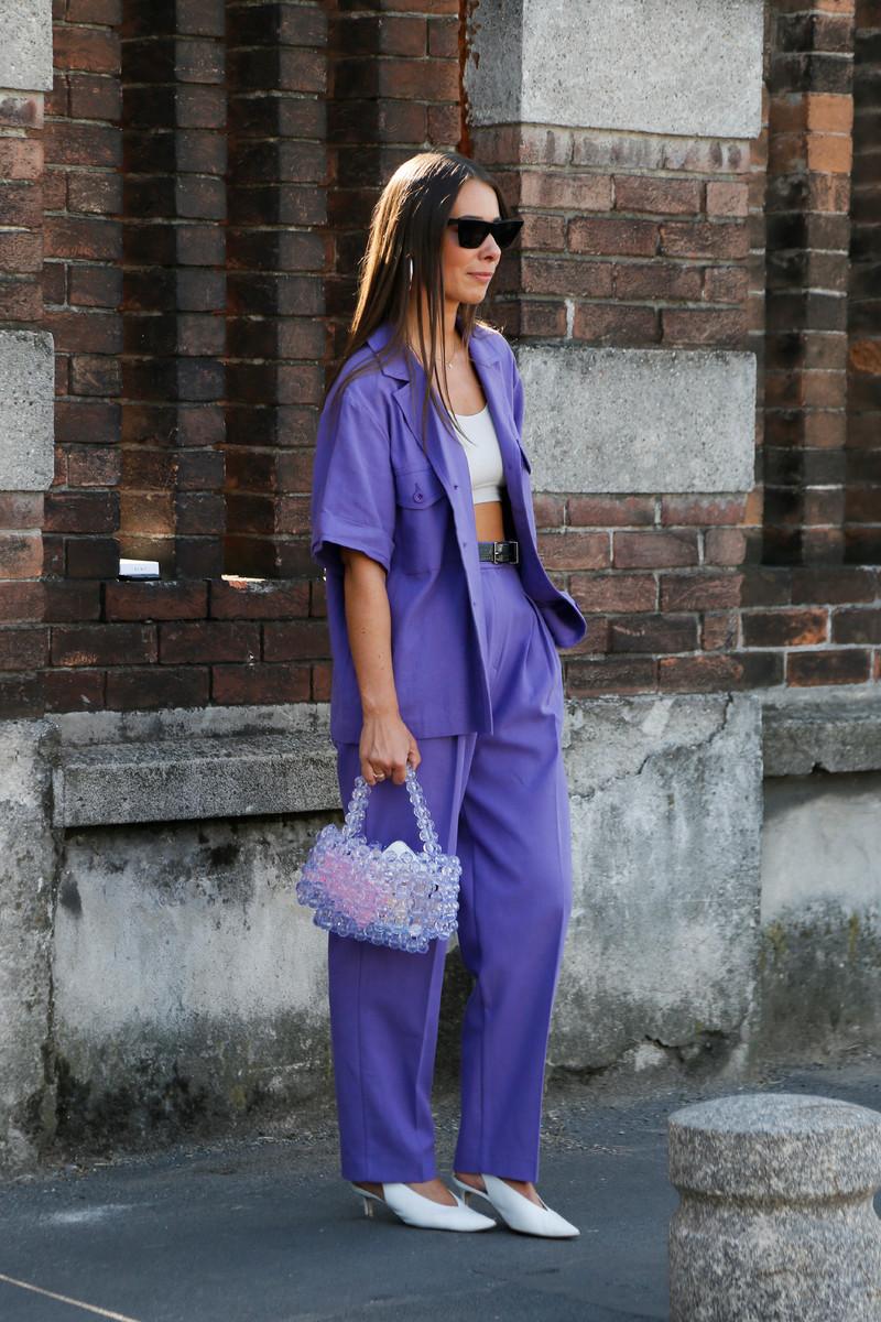 Streetwear Trend FW2018: Purple Rain