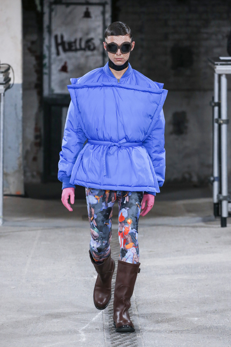 Catwalk Trend Fall Winter 2018: Gone to Waist