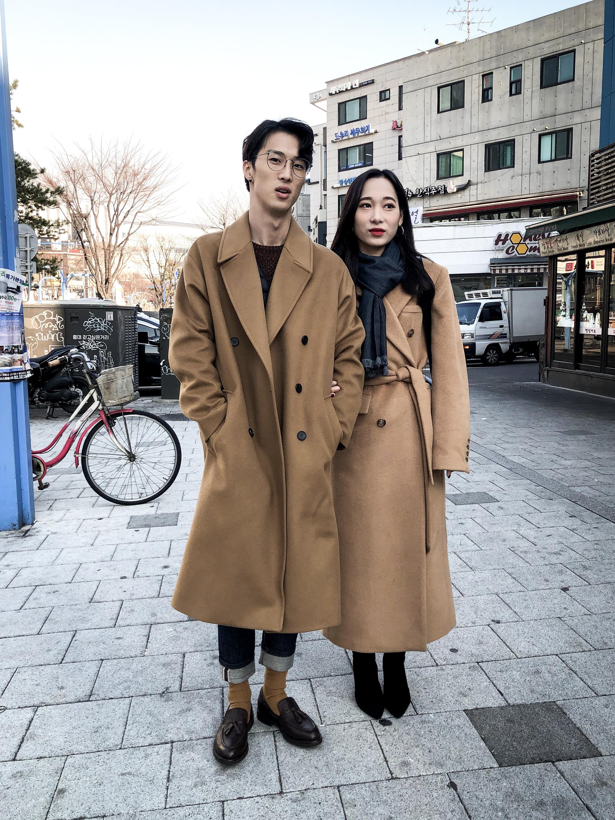 Seoul Streetwear December 2018