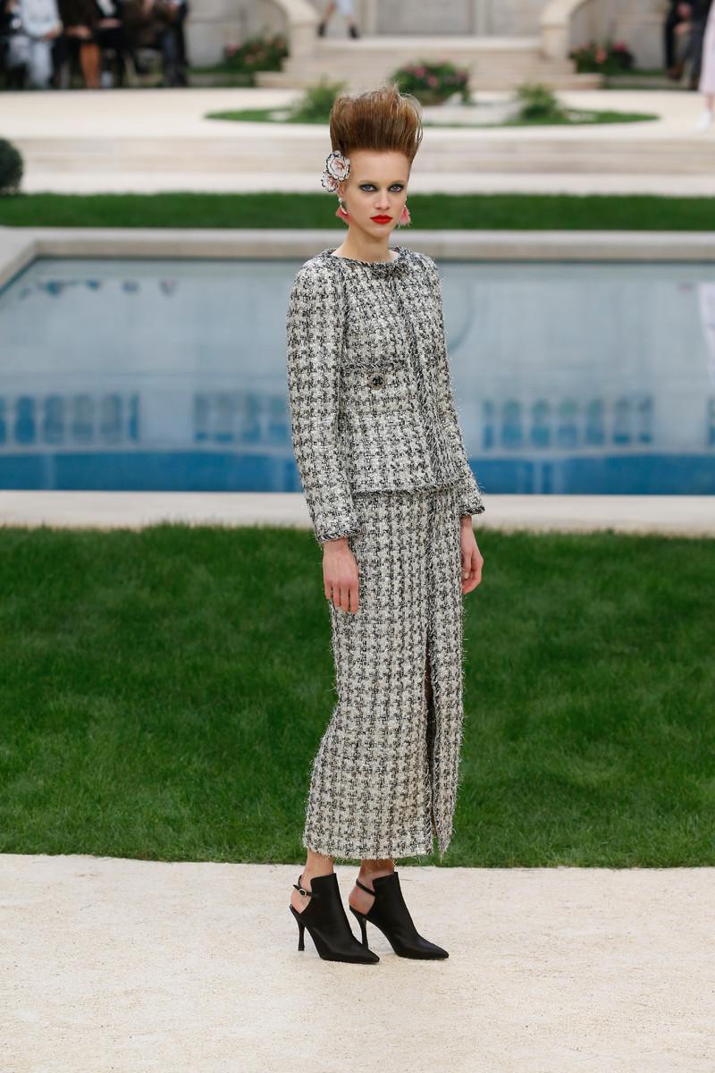 Chanel Haute Couture Paris SS2019