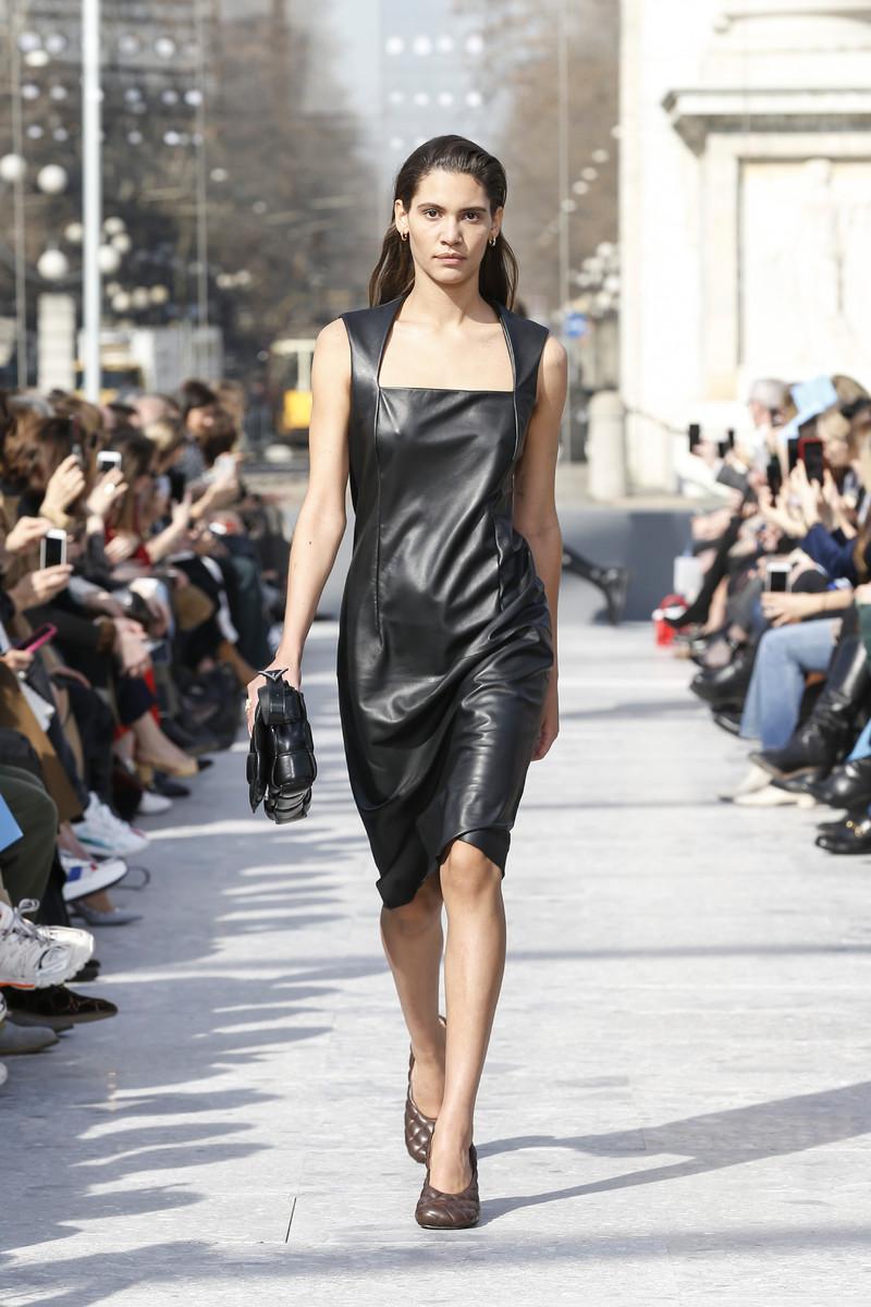 Bottega Veneta Catwalk Fashion Show Milan FW2019