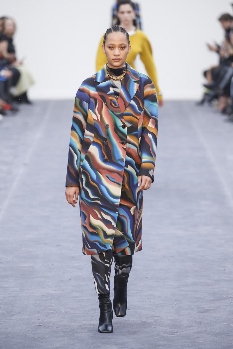 Roberto Cavalli Catwalk Fashion Show Milan FW2019