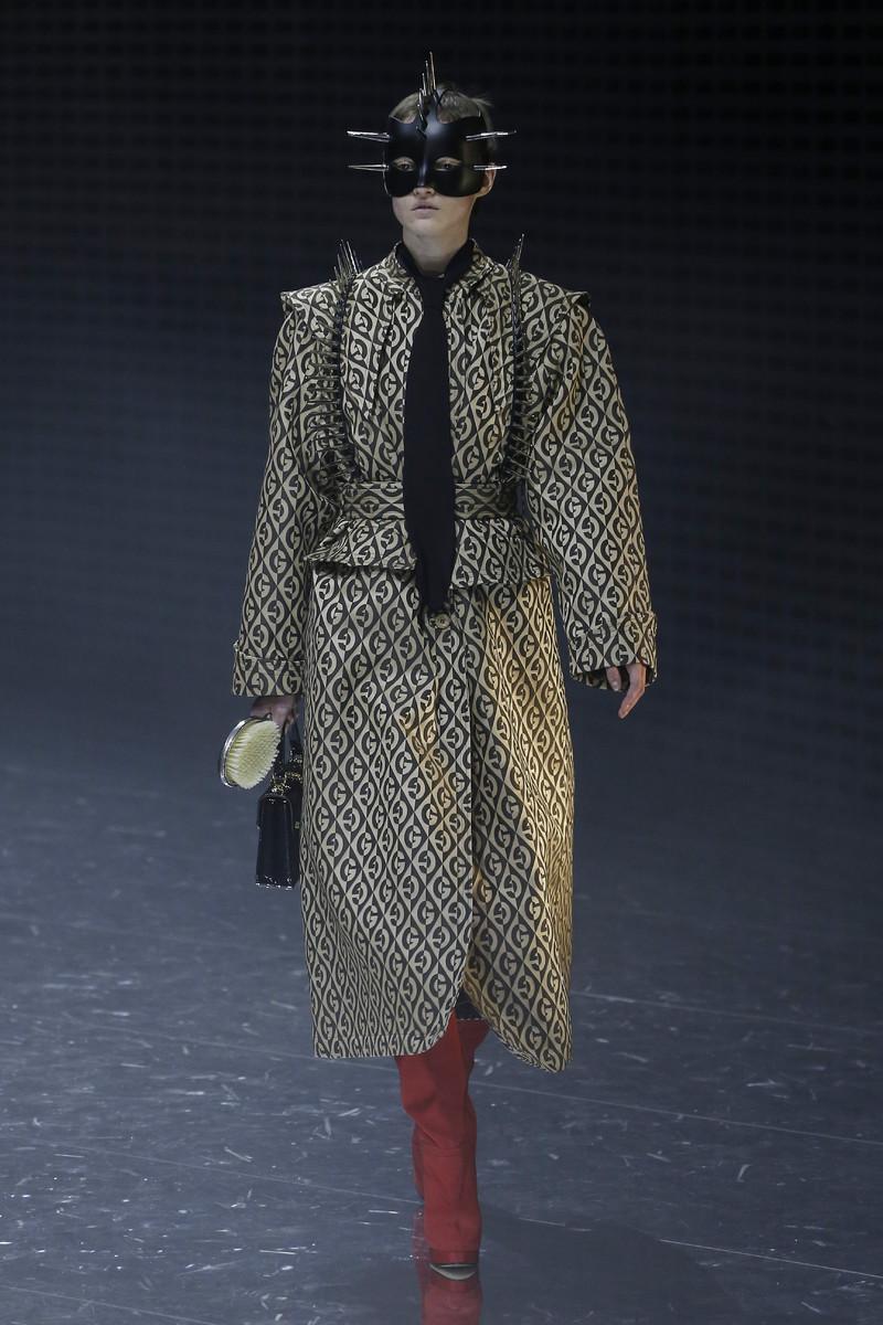 Gucci Catwalk Fashion Show Milan FW2019