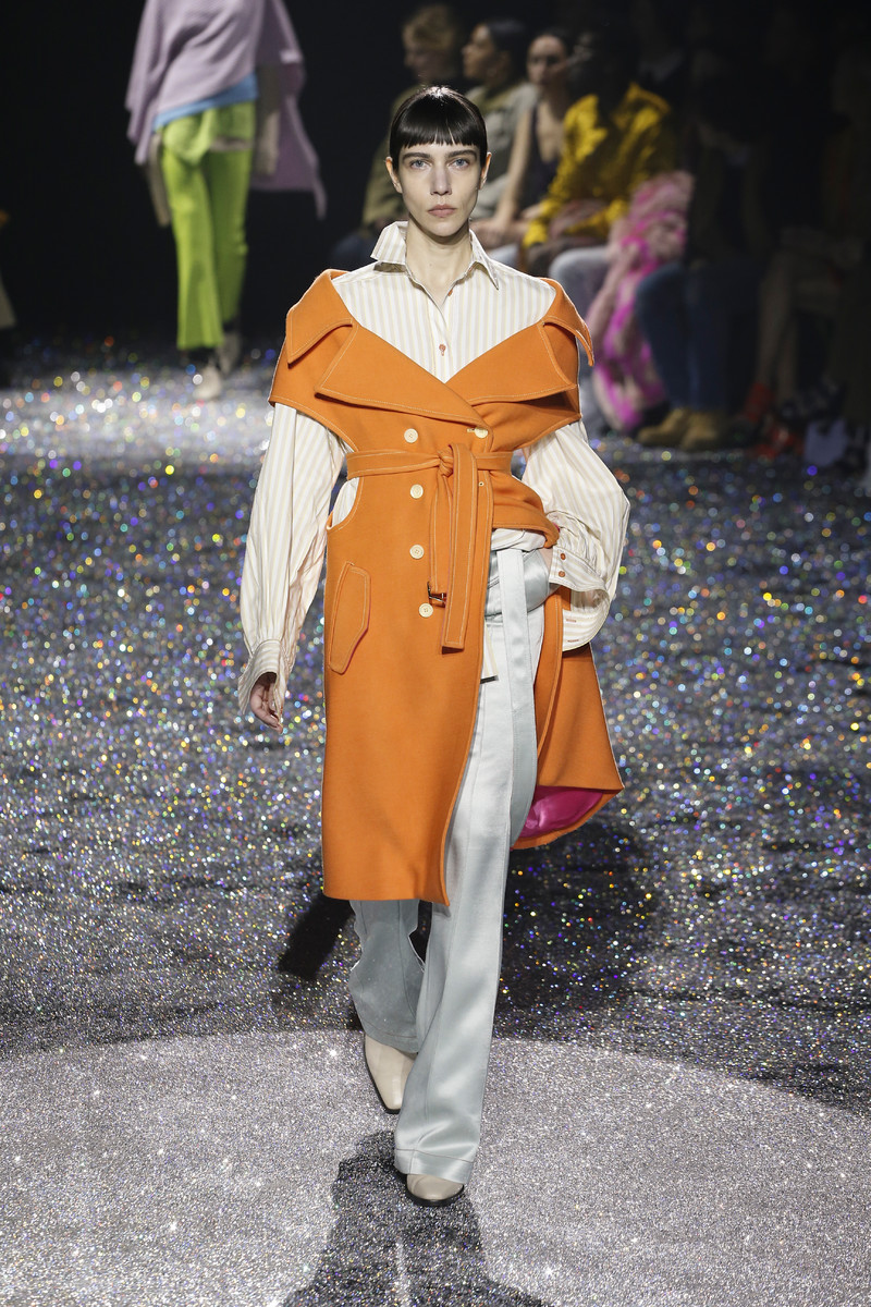 Sies Marjan Catwalk Fashion Show New York FW2019