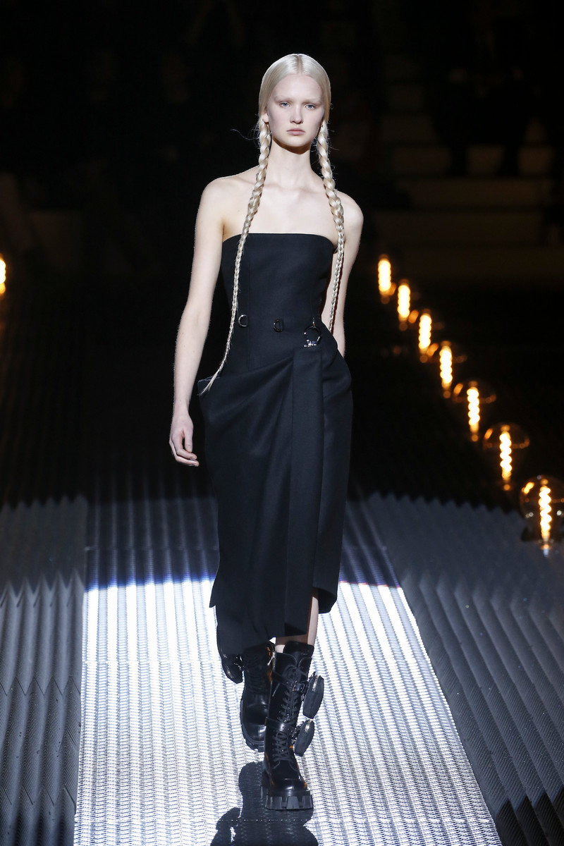Prada Catwalk Fashion Show Milan FW2019