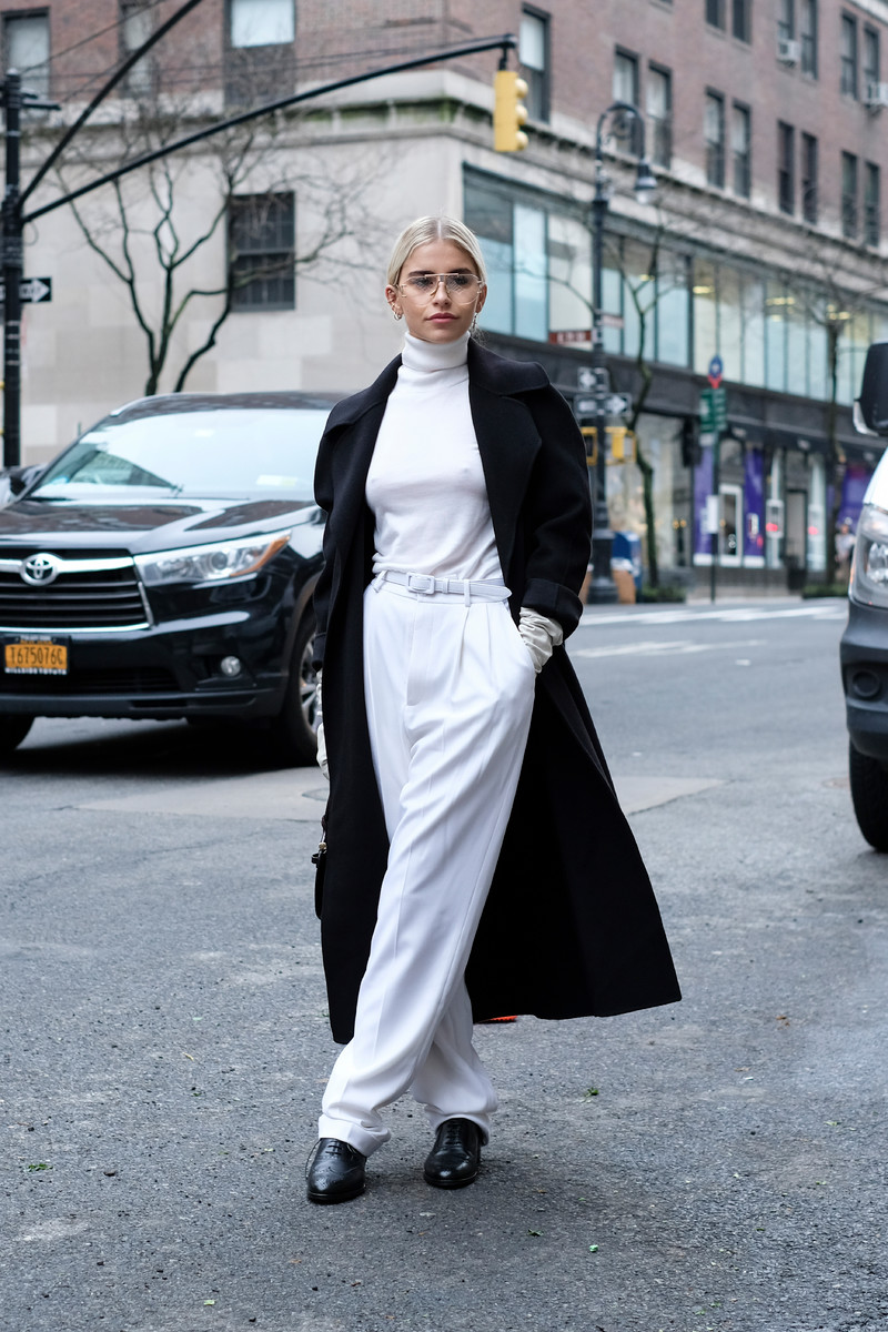 Streetwear New York Fashion Week fw2019 Day 1