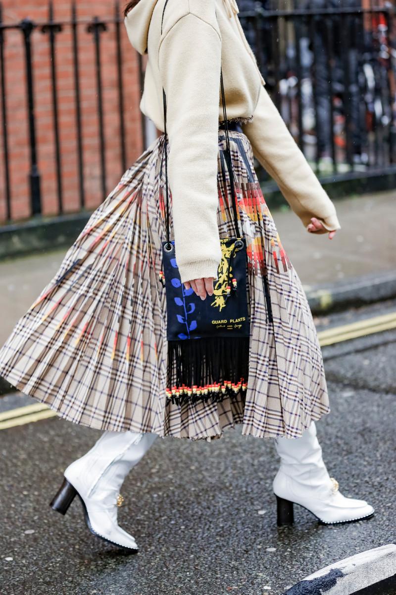 Streetstyle Trend SS2019: Checks 'n Blazers