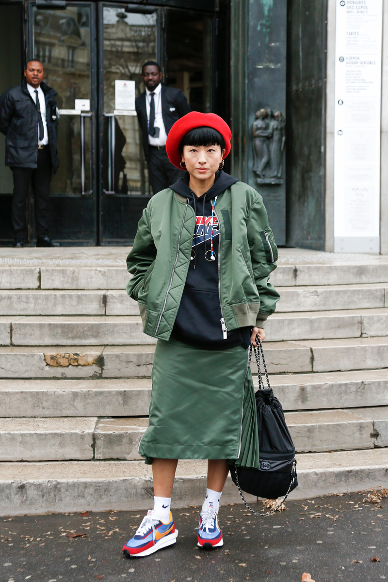Streetfashion Paris Fashion Week FW2019 Day 7