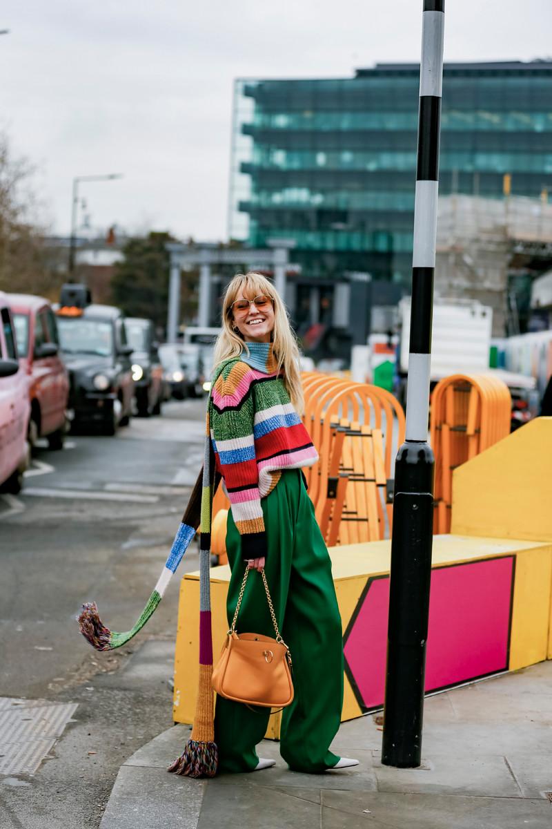 Streetwear Trend Spring/Summer 2019: Roomy pants