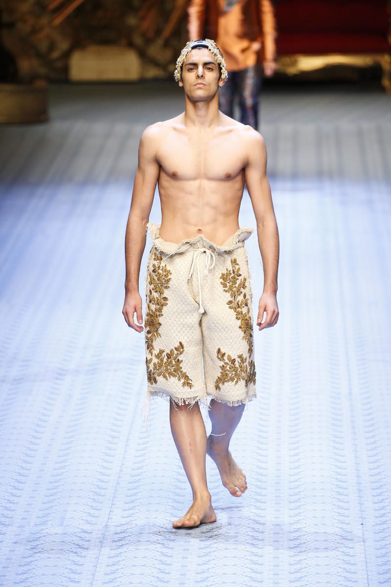 Catwalk Trend Menswear Spring/Summer 2019: Summer, summer, summertime