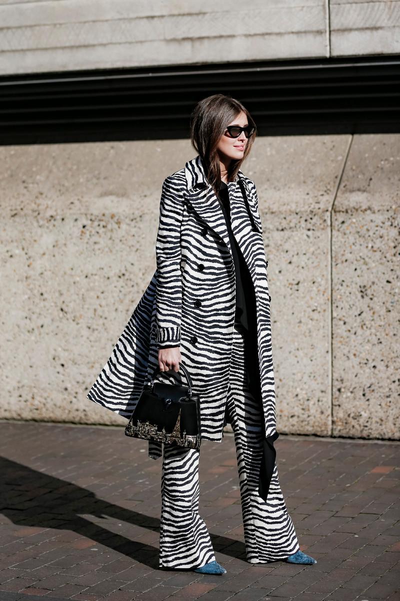 Streetwear Trend Spring/Summer 2019: Zebra