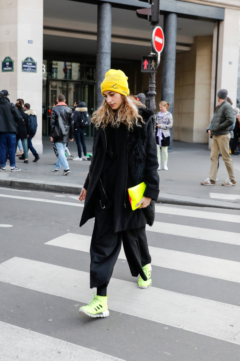 Streetwear Trend Spring/Summer 2019: Chunky Sneakers (one last time)