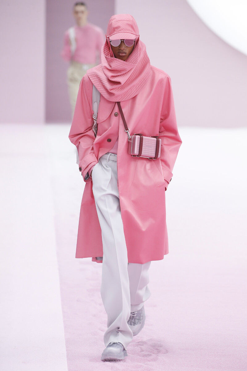 Menswear SS2020 Preview: Bright Pink