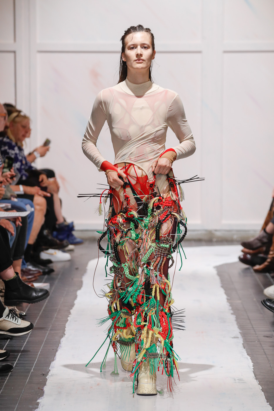 Knotty Things at KABK Graduate Show 2019