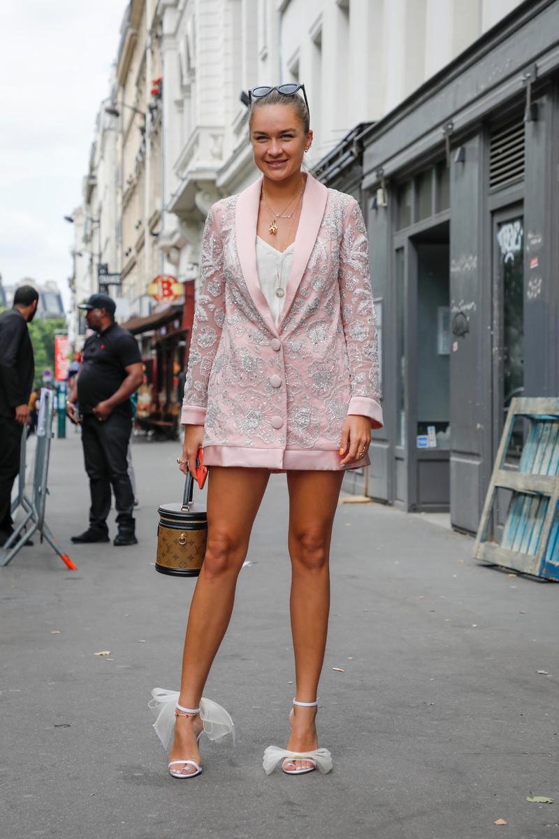 Couture Streetwear Trend SS2019: Open Heels