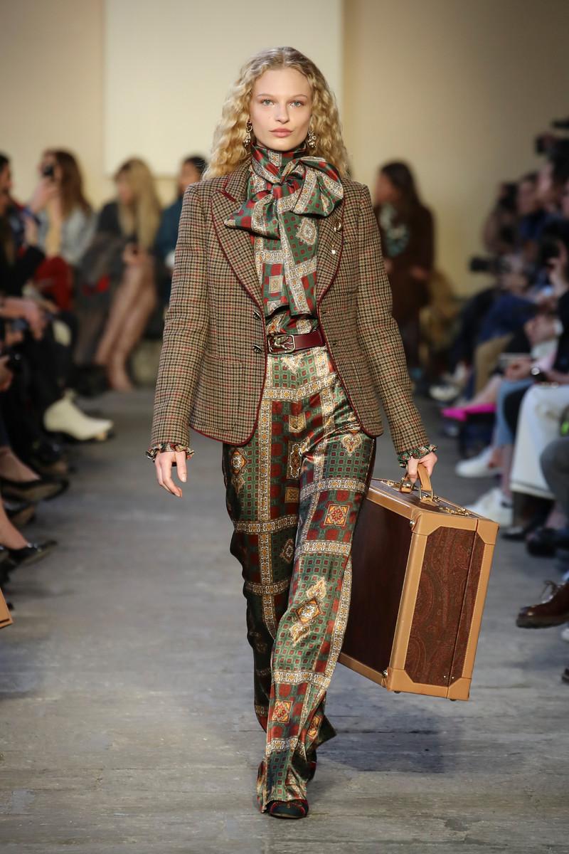 Catwalk Fashion Trend FW2020: Preppy