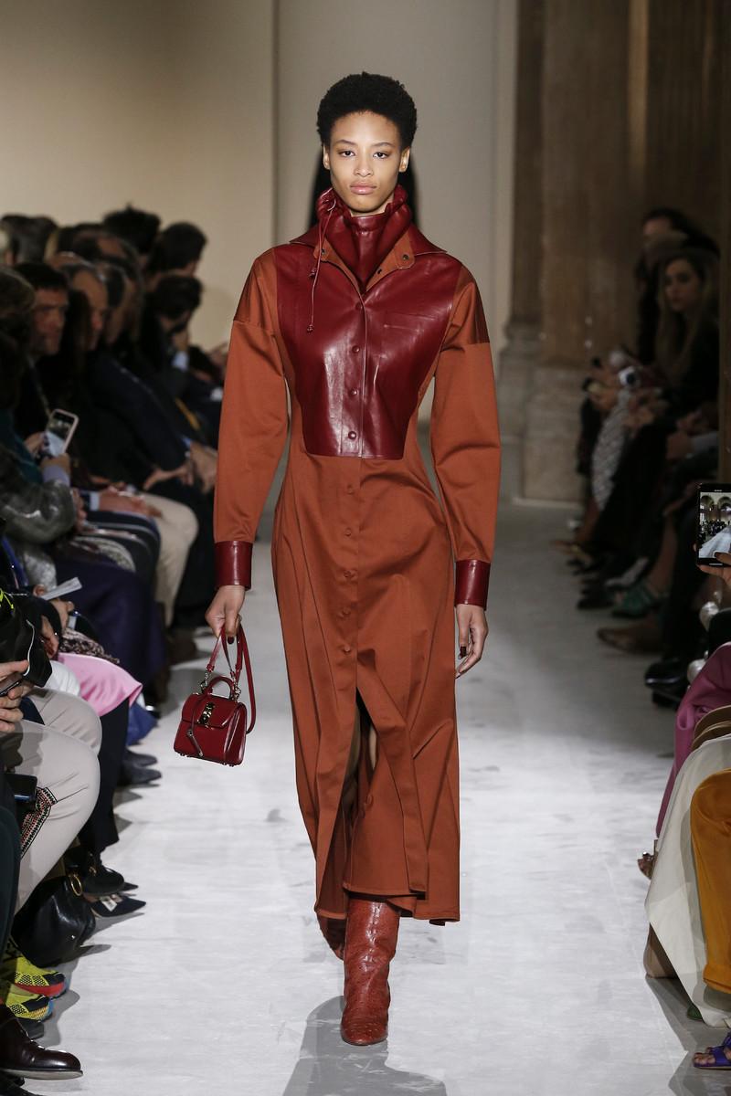 Catwalk Fashion Trend FW2020: Terracotta