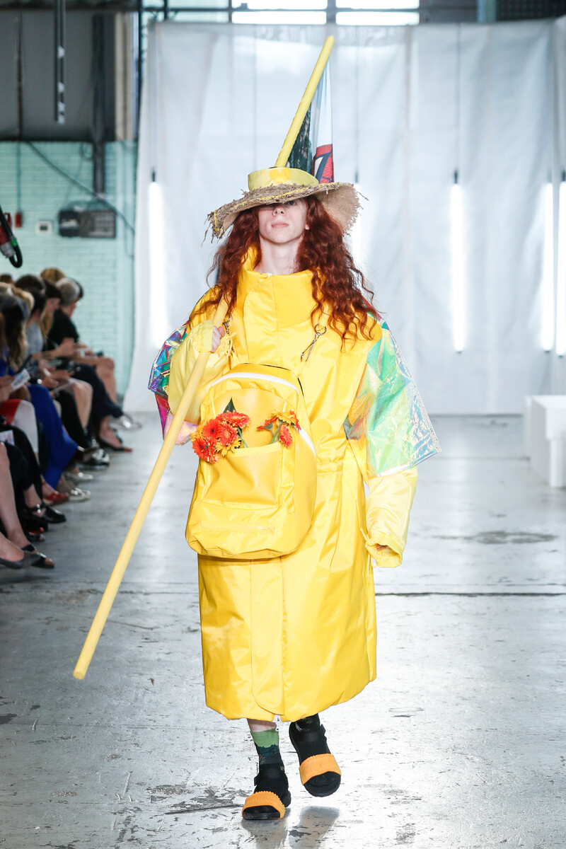 Let's go camping with Leila el Alaoui (HKU graduation show)