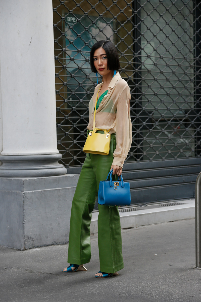 Little Yellow Bag Trend Report Streetwear 2019