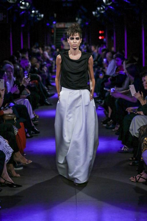 Tom Ford New York Catwalk Fashion Show