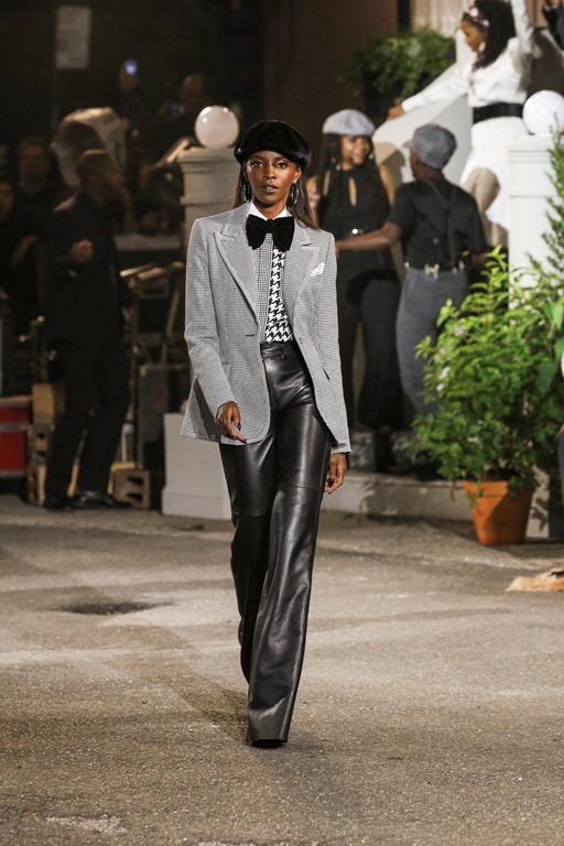 Tommy Hilfiger New York Catwalk Fashion Show