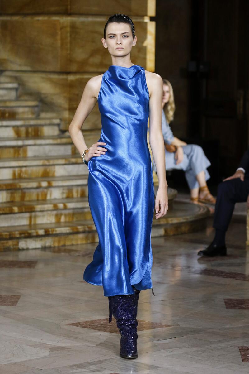 Sies Marjan New York Catwalk Fashion Show