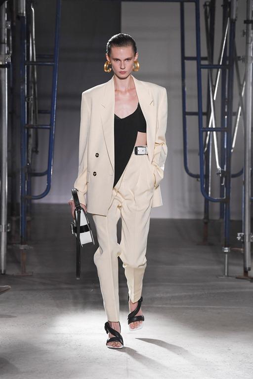Proenza Schouler New York Catwalk Fashion Show