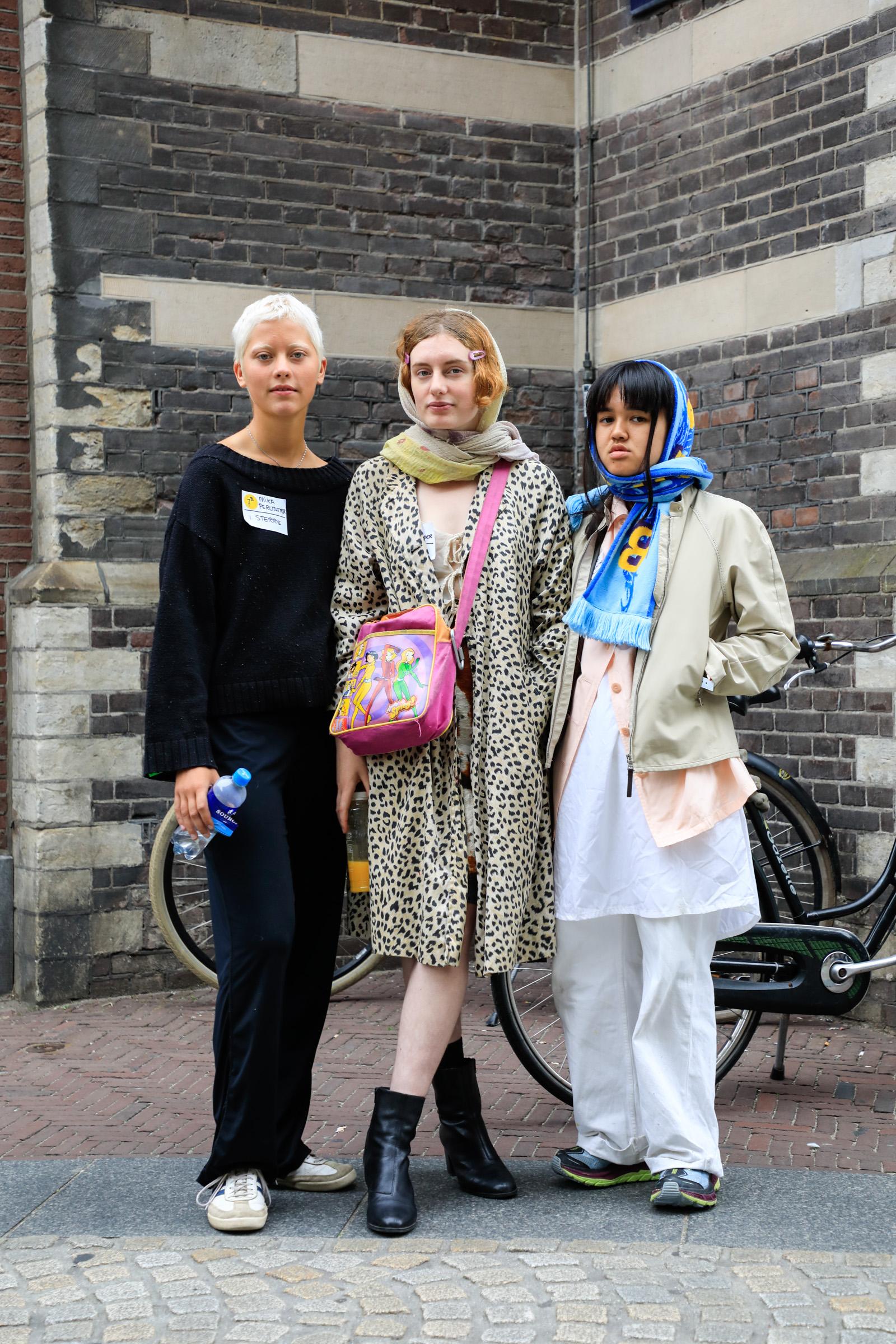 Amsterdam Fashion Week streetwear Day 2
