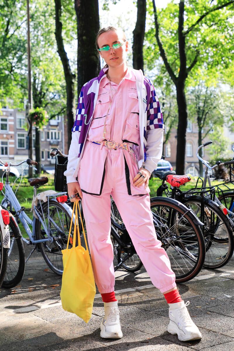 Amsterdam Fashion Week Streetwear Day 3