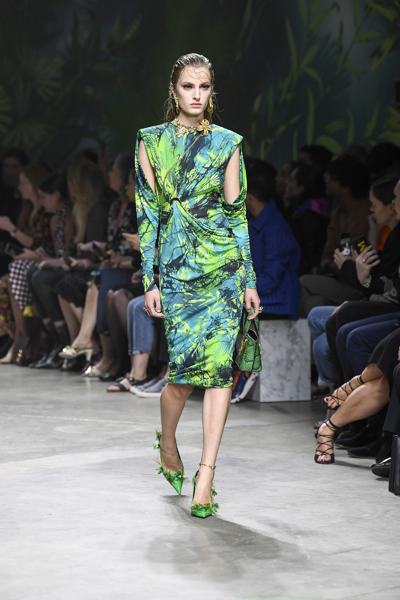 Tropic Thunder Catwalk Fashion Trend SS2020