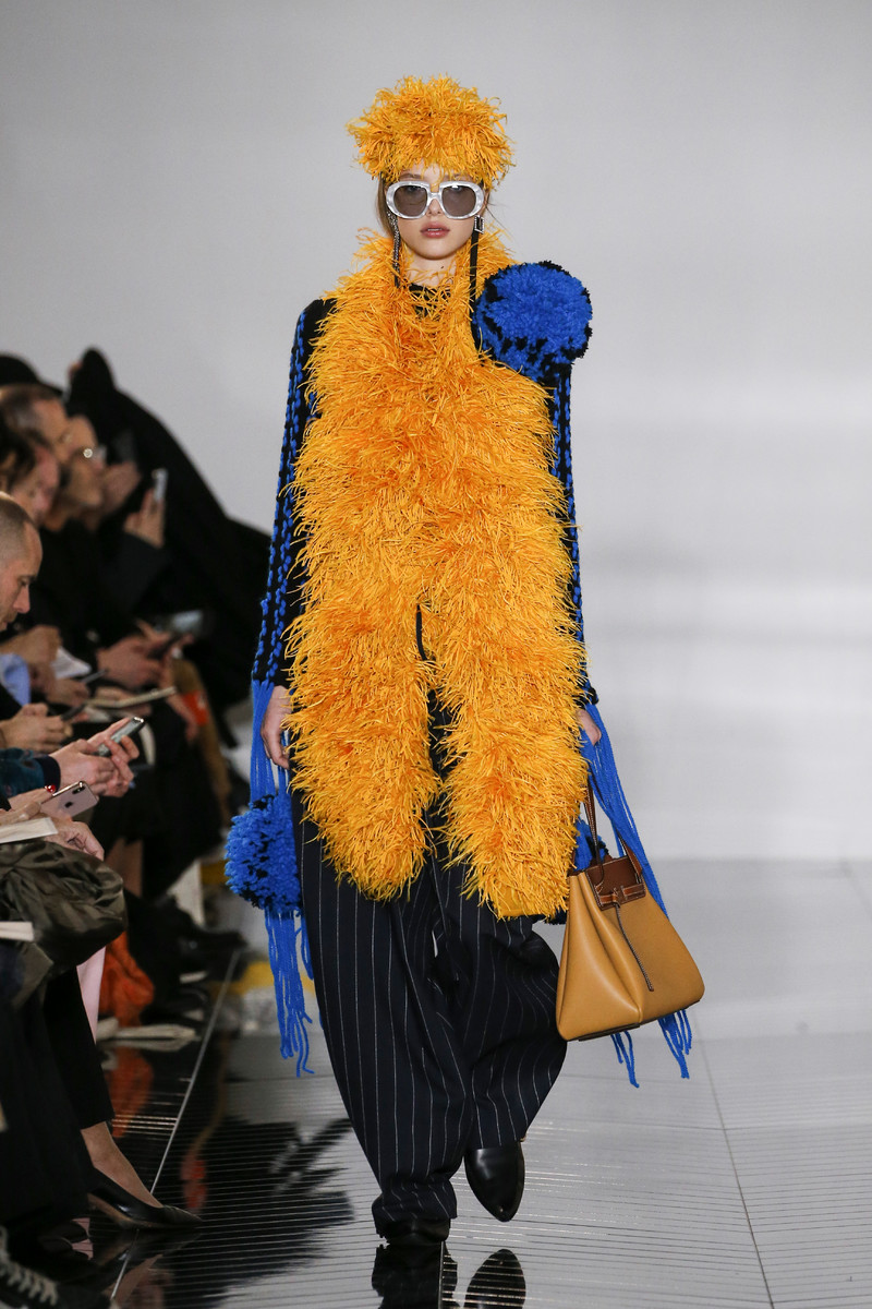 Fur Real Catwalk Fashion Trend FW2020
