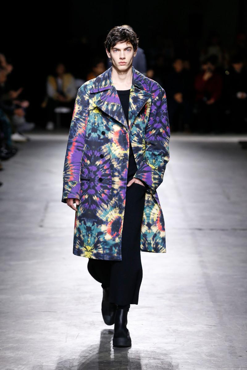 Acid Trip Menswear Trend Fall/Winter 2020