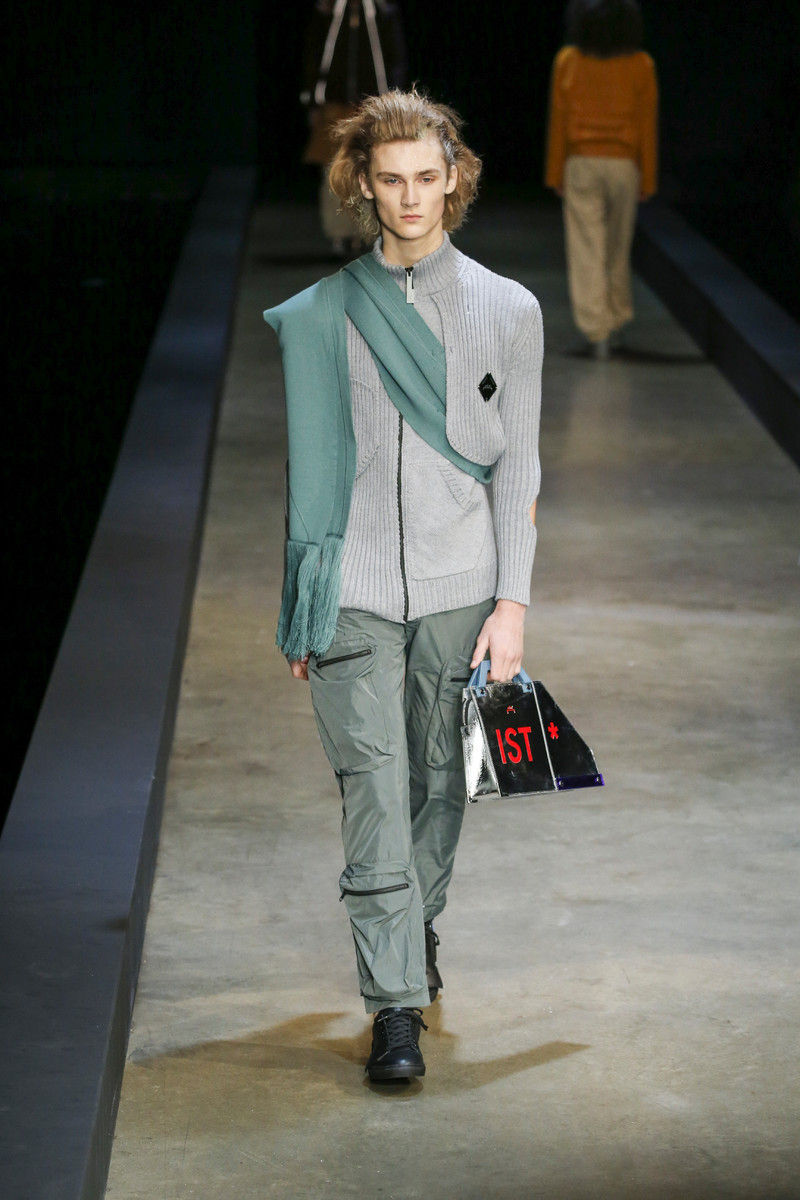 Fall/Winter Menswear Trend 2020: Mint green