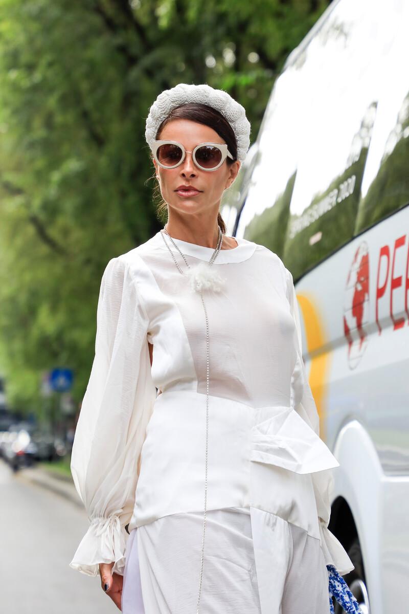 Streetwear trend FW2019: Headband