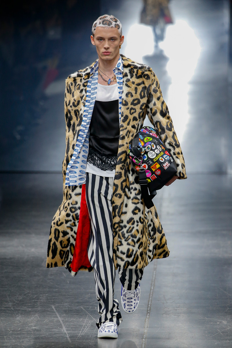 Fall/Winter Menswear Trend 2020: Leopard Print