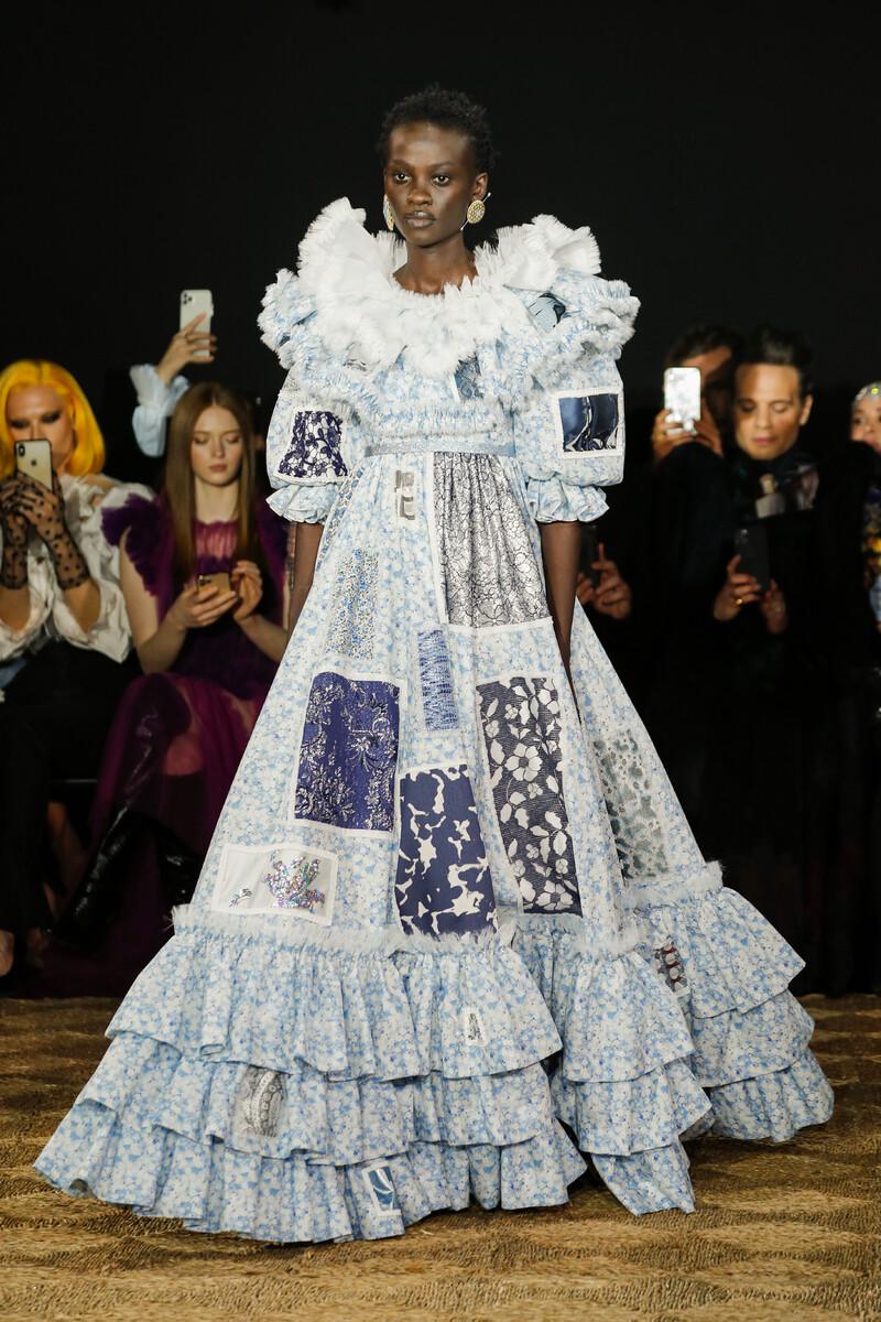 Viktor & Rolf Haute Couture show Paris SS2020